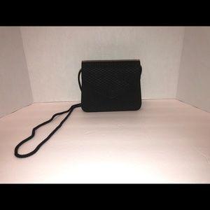 La Regale black purse
